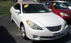 2004 Toyota Camry Solara SE Convertible
