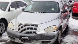 2002 Chrysler PT Cruiser Base