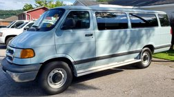 1998 Dodge Ram Wagon 3500 127