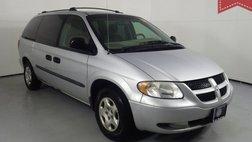 2003 Dodge Grand Caravan SE