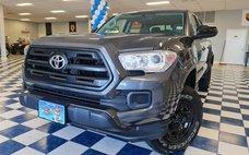2017 Toyota Tacoma SR Pickup 4D 5 ft