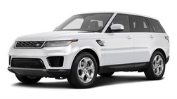 2019 Land Rover Range Rover Sport HSE