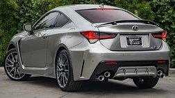 2020 Lexus RC F Base