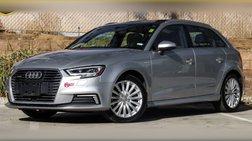 2018 Audi A3 Sportback e-tron 1.4T Premium Plus