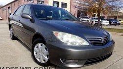 2005 Toyota Camry Solara SE Convertible