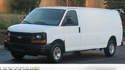 2007 Chevrolet Express Cargo Van 2500