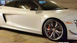 2012 Audi R8 GT 5.2 quattro Spyder