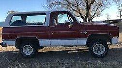 1982 Chevrolet Blazer Silverado