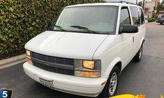 2005 Chevrolet Astro Ext 111' WB RWD