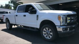 2017 Ford Super Duty F-350 Platinum