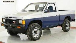 1986 Nissan Pickup 30K ORIGINAL MILE COLLECTOR GRADE 4x4