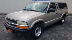 1999 Chevrolet S-10 Work