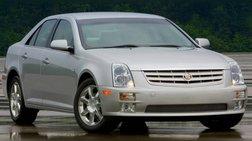 2006 Cadillac STS V6