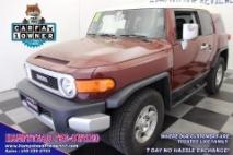 2008 Toyota FJ Cruiser Base