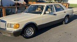 1984 Mercedes-Benz 300-Class 300 SD