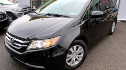 2016 Honda Odyssey EX