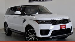 2021 Land Rover Range Rover Sport HSE Silver Edition MHEV