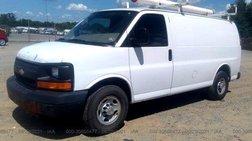 2008 Chevrolet Express Cargo Van 2500