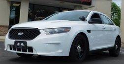 2014 Ford Taurus Police Interceptor