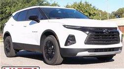 2021 Chevrolet Blazer LT Cloth