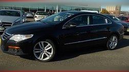2012 Volkswagen CC VR6 4Motion Executive