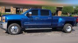 2015 Chevrolet  4WD Crew Cab 167.7