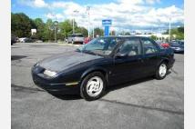 1992 Saturn S-Series SL2