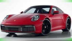 2022 Porsche 911 Carrera