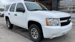 2009 Chevrolet Tahoe Commercial Fleet