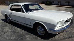 1966 Ford Mustang Sprint Coupe