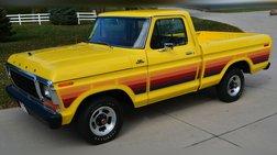 1979 Ford F-100 Free Wheelin'