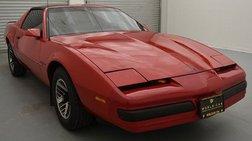1988 Pontiac Firebird Base