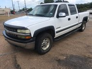 2002 Chevrolet Silverado 1500HD Crew Cab 4x4 LS Excellent Condition