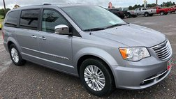 2013 Chrysler Town and Country Limited