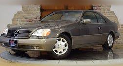 1993 Mercedes-Benz 500-Class 500 SEC