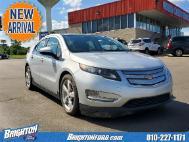 2011 Chevrolet Volt Base