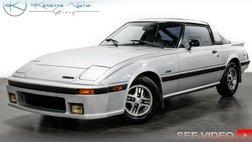 1982 Mazda RX-7 S