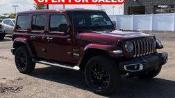 2021 Jeep Wrangler Sahara 4xe