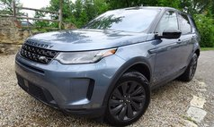 2021 Land Rover Discovery Sport P250 SE