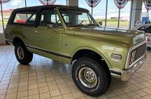 1972 Chevrolet Blazer Base