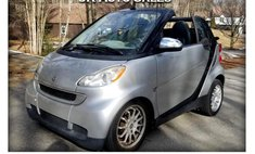 2011 Smart Fortwo passion cabriolet