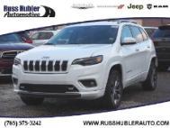 2019 Jeep Cherokee Overland