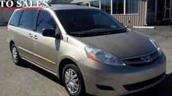 2008 Toyota Sienna 5dr 7-Pass Van CE FWD (Natl)