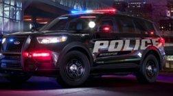 2021 Ford Explorer Hybrid Police Interceptor