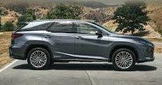 2021 Lexus RX 350L Base