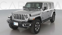 2018 Jeep Wrangler Unlimited Moab