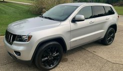 2012 Jeep Grand Cherokee Limited Black Out Edition