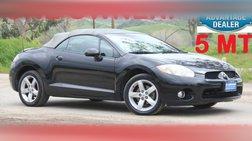 2007 Mitsubishi Eclipse GS Spyder