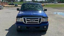 2006 Ford Ranger SUPER CAB