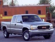 2002 GMC Sierra 2500 SLT